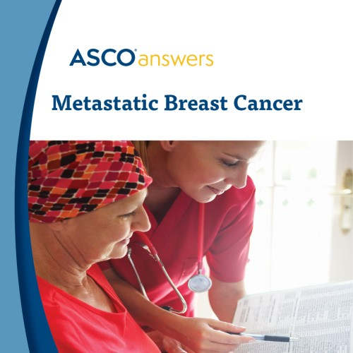 Metastatic Breast Cancer Fact Sheet (pack of 50 fact sheets)