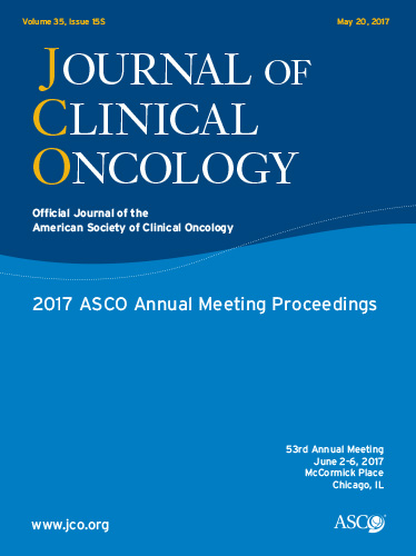 2017 ASCO Annual Meeting Proceedings