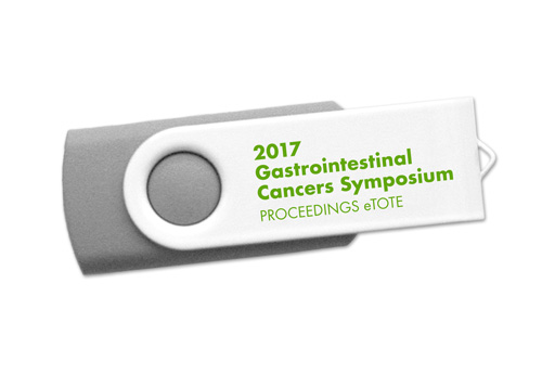 2017 Gastrointestinal Cancers Symposium Proceedings eTote