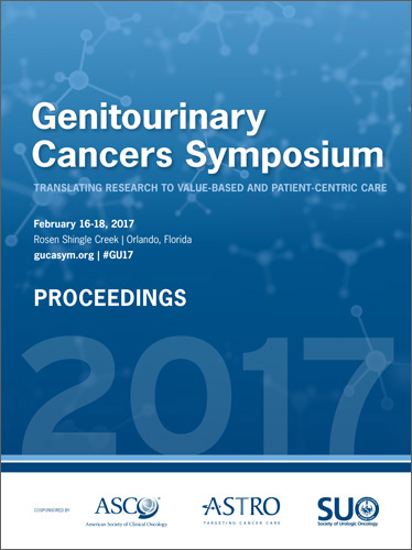 2017 Genitourinary Cancers Symposium Proceedings