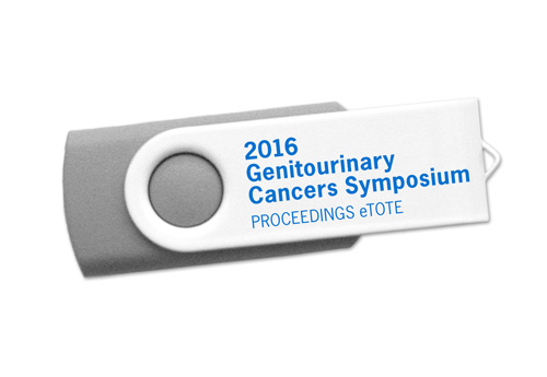2016 Genitourinary Cancers Symposium Proceedings eTote