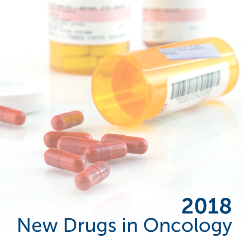 2018 New Drugs in Oncology