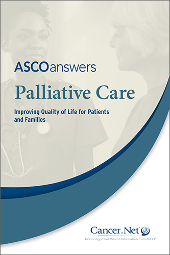 Palliative Care (pack of 50 guides)