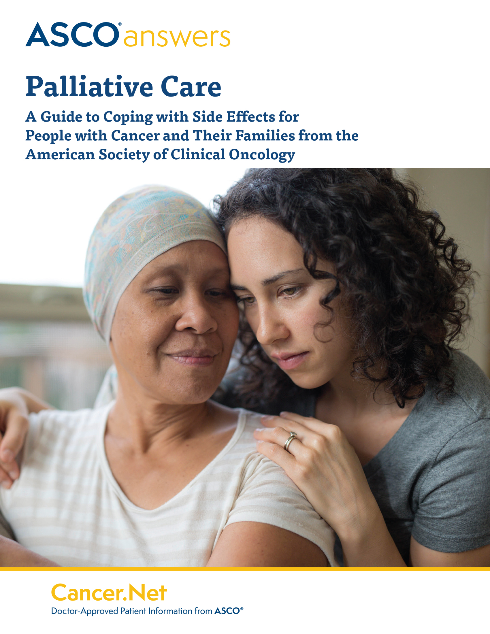 Palliative Care (pack of 50 booklets)