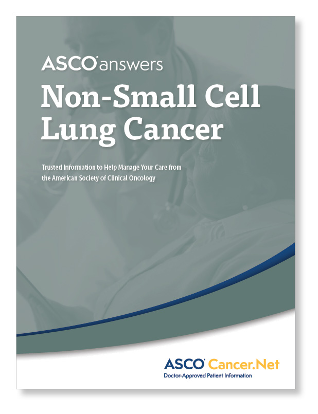 ASCO Answers Guide: Non-Small Cell Lung Cancer (1 QTY = 50 Guides)