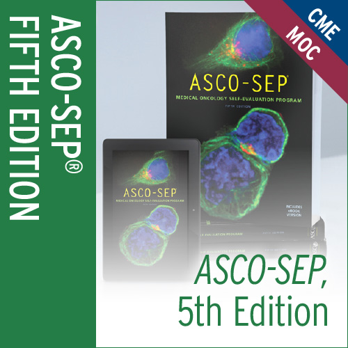 ASCO-SEP, 5th Edition (Print with eBook Version)