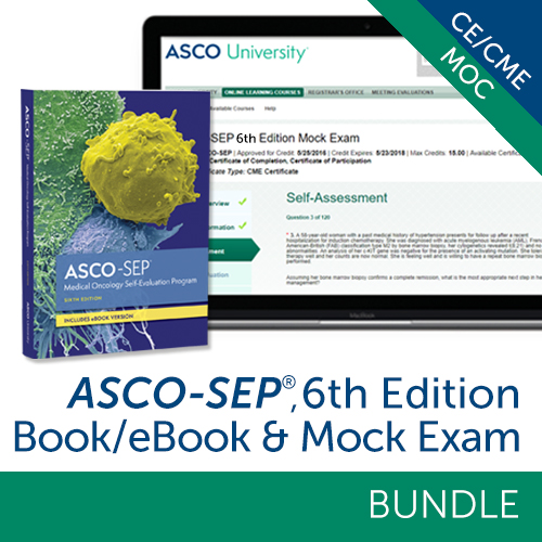Asco sep 6th edition bundle bookebook and mock exam fandeluxe Images