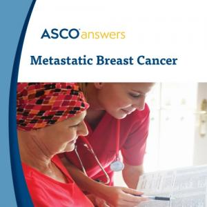 Metastatic Breast Cancer Fact Sheet ( pack of 50 fact sheets)
