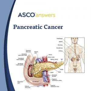 Pancreatic Cancer Fact Sheet ( pack of 50 fact sheets)