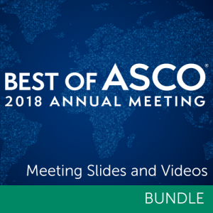 2018 Best of ASCO Videos and Slides Bundle