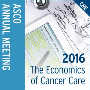 The Economics of Cancer Care 2016