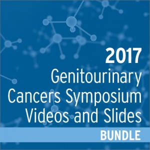 Genitourinary Cancers Symposium Video and Slides Bundle