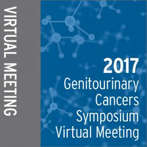 2017 Genitourinary Cancers Symposium Virtual Meeting