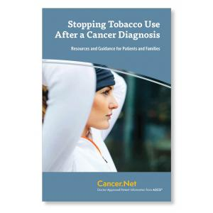 ASCO Answers: Stopping Tobacco Use After A Cancer Diagnosis (pack of 50 booklets)