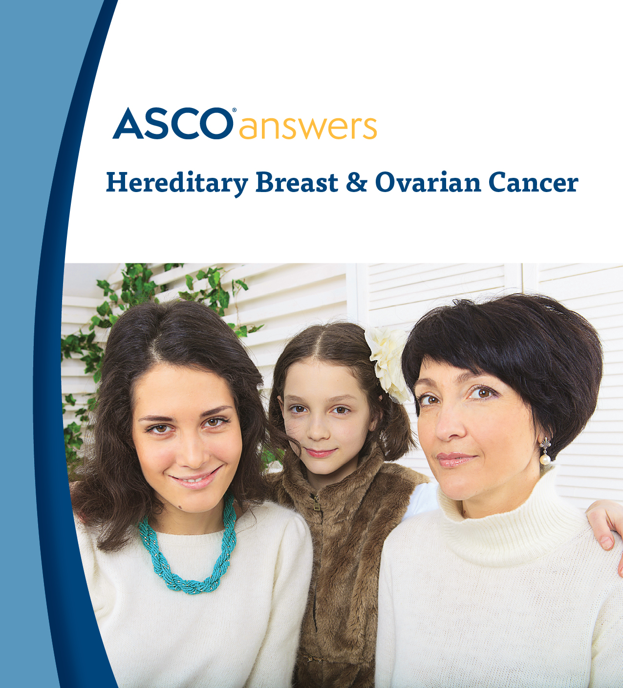 Hereditary Breast and Ovarian Cancer Fact Sheet (pack of 50 fact sheets)