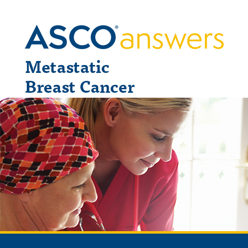 Metastatic Breast Cancer Fact Sheet (pack of 50 sheets)