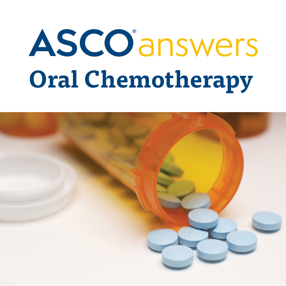 Oral Chemotherapy Fact Sheet (pack of 50 fact sheets)