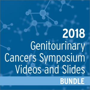 2018 Genitourinary Cancers Symposium Video and Slide Bundle