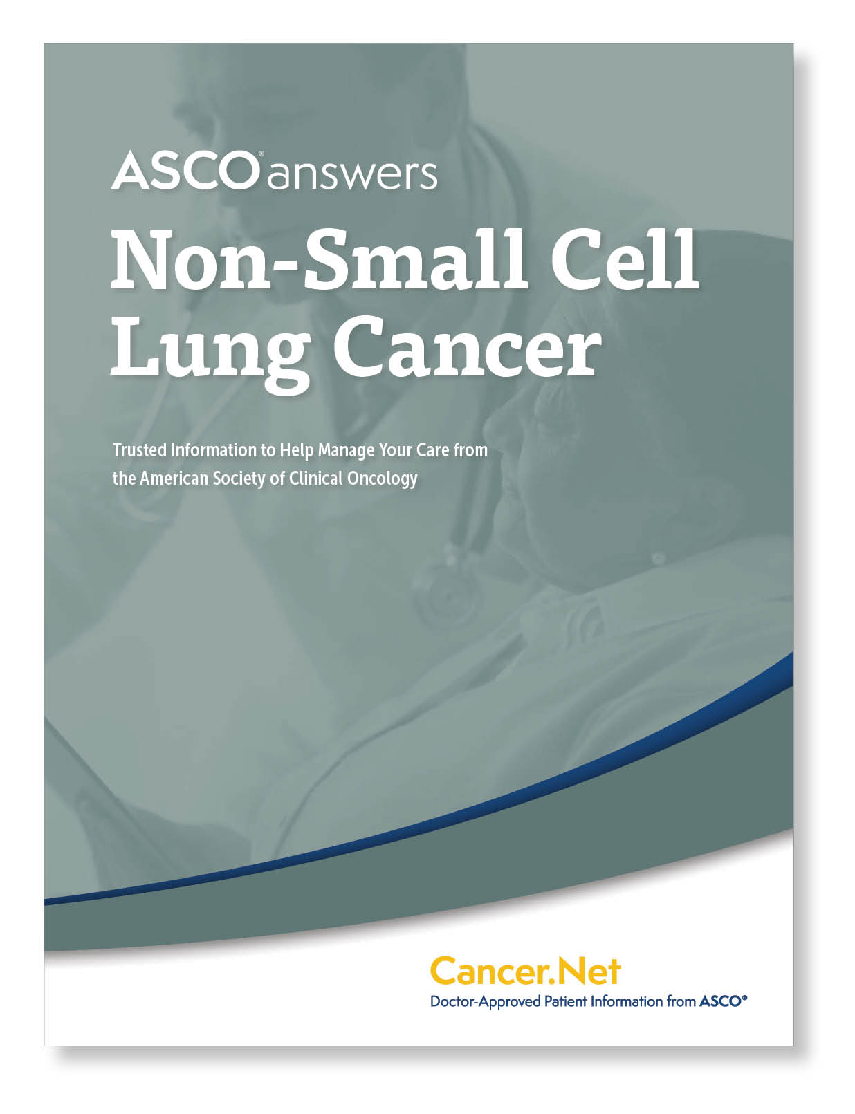 ASCO Answers Guide: Non-Small Cell Lung Cancer Updated with New AJCC Staging (pack of 25 guides)