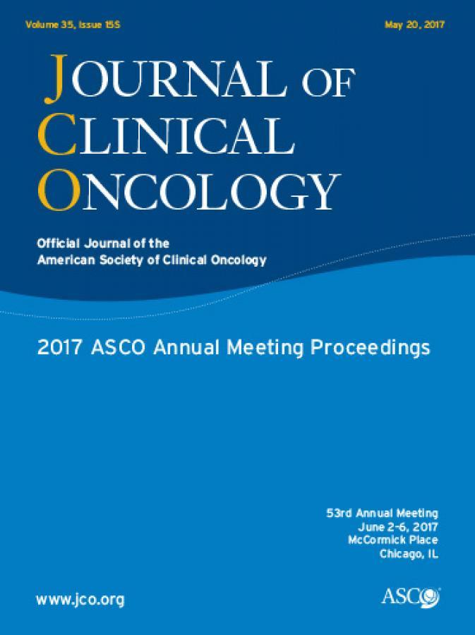 2017 ASCO Annual Meeting Proceedings: ASCO Store