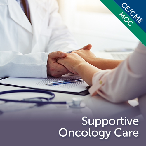 Supportive Oncology Care I