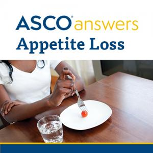 Appetite Loss Fact Sheet (pack of 50 sheets)