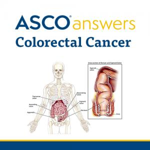 Colorectal Cancer Fact Sheet (pack of 50 sheets)