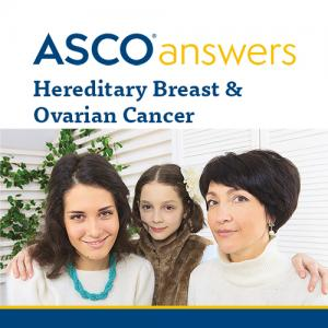 Hereditary Breast & Ovarian Cancer Fact Sheet (pack of 50 sheets)