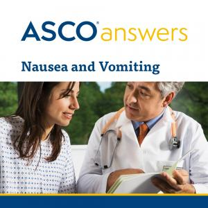 Nausea & Vomiting Fact Sheet (pack of 50 fact sheets)