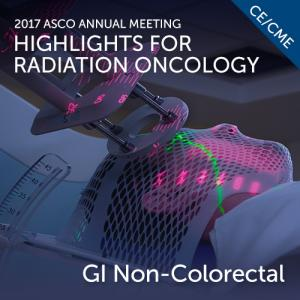 2017 ASCO Annual Meeting: GI Non-Colorectal Highlights
