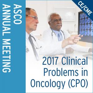 2017 Clinical Problems in Oncology