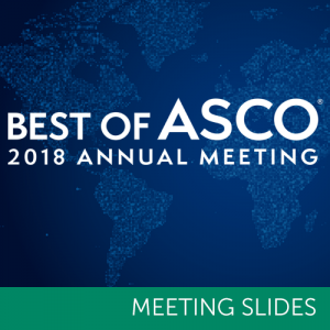 2018 Best of ASCO Slides