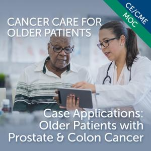 Case Application: Older Patient with Prostate Cancer