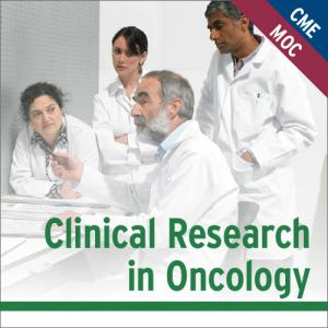 Clinical Research in Oncology