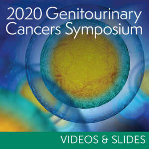 2020 Genitourinary Cancers Symposium Video and Slide Bundle