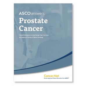 ASCO Answers Guide: Prostate Cancer Updated with New AJCC Staging (pack of 25 guides)