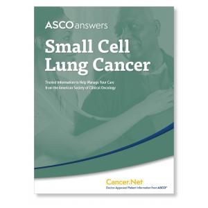 ASCO Answers Guide: Small Cell Lung Cancer, Updated With New AJCC Staging (pack of 25)