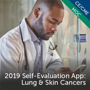 Self-Evaluation App: Lung & Skin Cancers