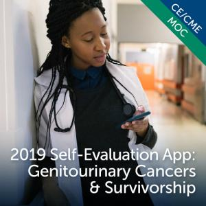 Self-Evaluation App: Genitourinary Cancers & Survivorship