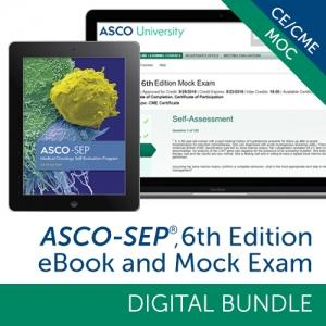 ASCO-SEP, 6th Edition Digital Bundle (eBook and Mock Exam)